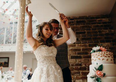 Athelhampton House Wedding-68
