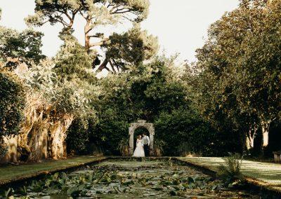 Athelhampton House Wedding-71