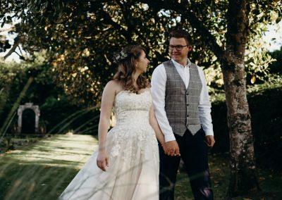 Athelhampton House Wedding-72