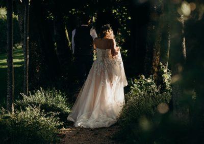 Athelhampton House Wedding-74