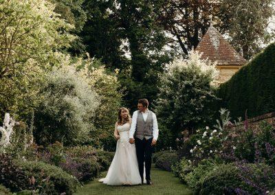 Athelhampton House Wedding-75