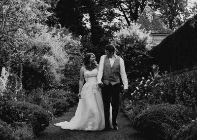 Athelhampton House Wedding-76