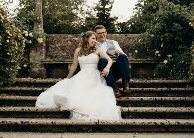 Athelhampton House Wedding-78