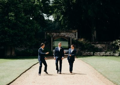 Athelhampton House Wedding-8