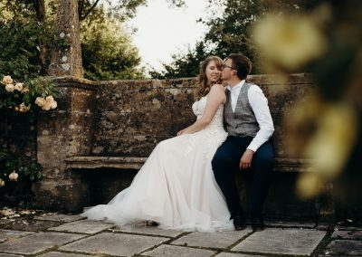 Athelhampton House Wedding-80