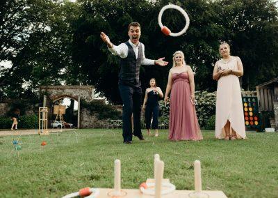 Athelhampton House Wedding-82