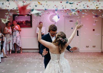 Athelhampton House Wedding-87