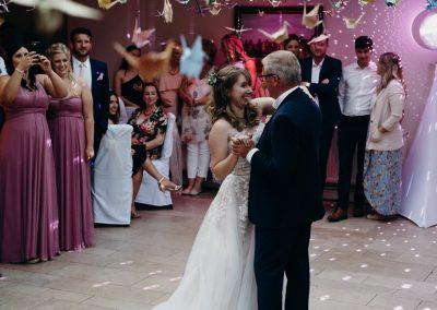 Athelhampton House Wedding-89