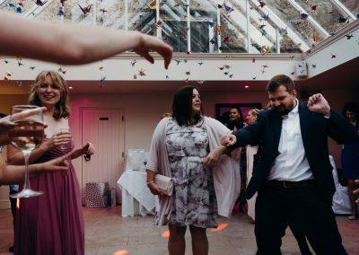 Athelhampton House Wedding-92