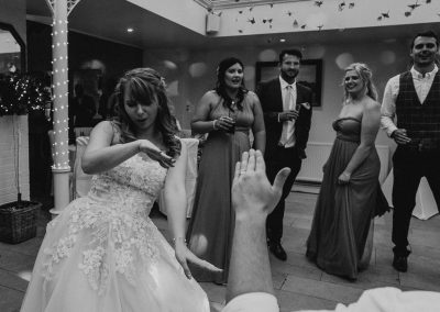 Athelhampton House Wedding-95