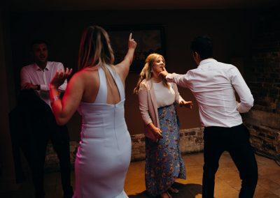 Athelhampton House Wedding-97