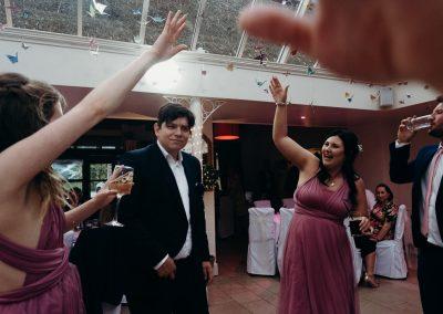 Athelhampton House Wedding-98