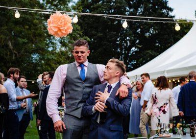 Deans Court Wedding Wimborne-119