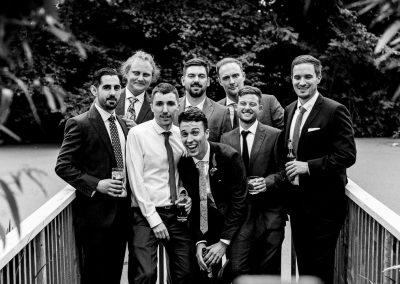 Deans Court Wedding Wimborne-122