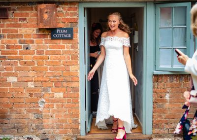 Deans Court Wedding Wimborne-16