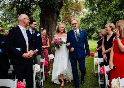 Deans Court Wedding Wimborne-29