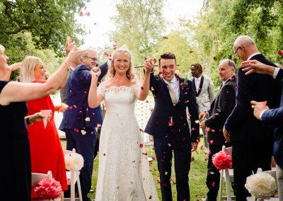 Deans Court Wedding Wimborne-42