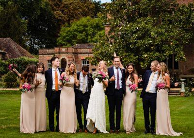 Deans Court Wedding Wimborne-46