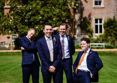 Deans Court Wedding Wimborne-47