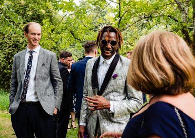 Deans Court Wedding Wimborne-51