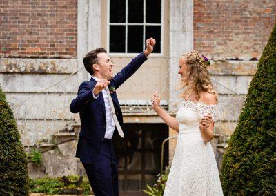Deans Court Wedding Wimborne-64