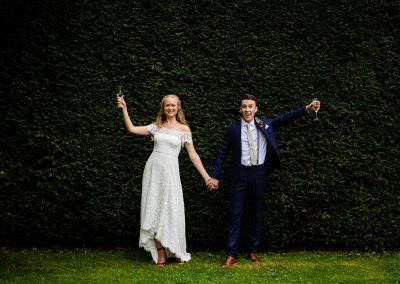 Deans Court Wedding Wimborne-69