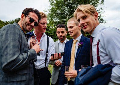 Deans Court Wedding Wimborne-71