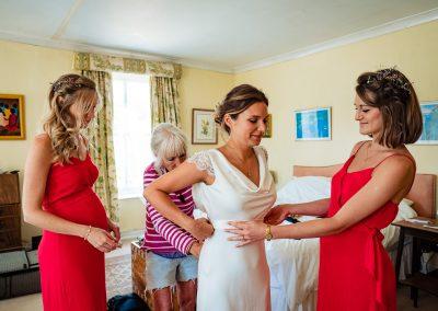 GARDEN WEDDING PHOTOGRAPHER DORSET-6