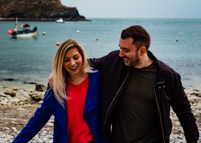 LULWORTH COVE PRE WEDDING SESSION-11