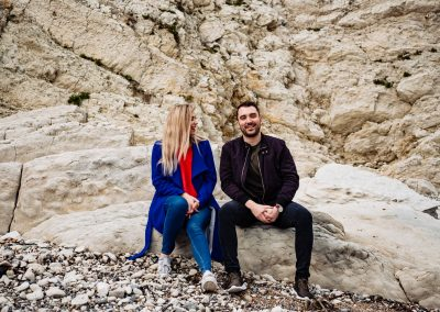 LULWORTH COVE PRE WEDDING SESSION-12