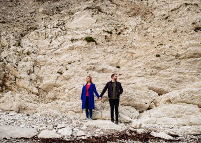 LULWORTH COVE PRE WEDDING SESSION-15