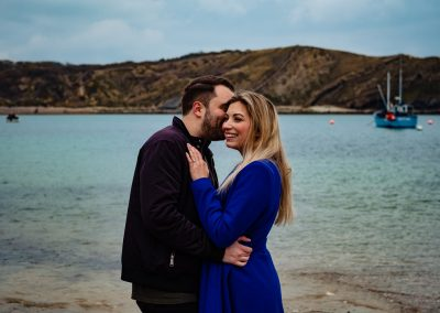 LULWORTH COVE PRE WEDDING SESSION-20