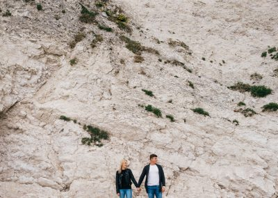 Lulworth Cove Pre Wedding Session-14