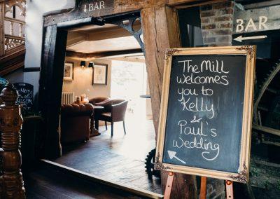The Mill at Elstead Pub Wedding-55