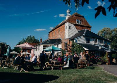 The Mill at Elstead Pub Wedding-68