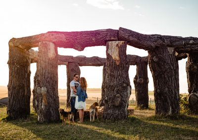 WORTH MATRAVERS PRE WEDDING SESSION-7