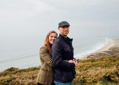 HENGISTBURY HEAD PRE WEDDING SESSION-19