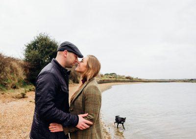 HENGISTBURY HEAD PRE WEDDING SESSION-34