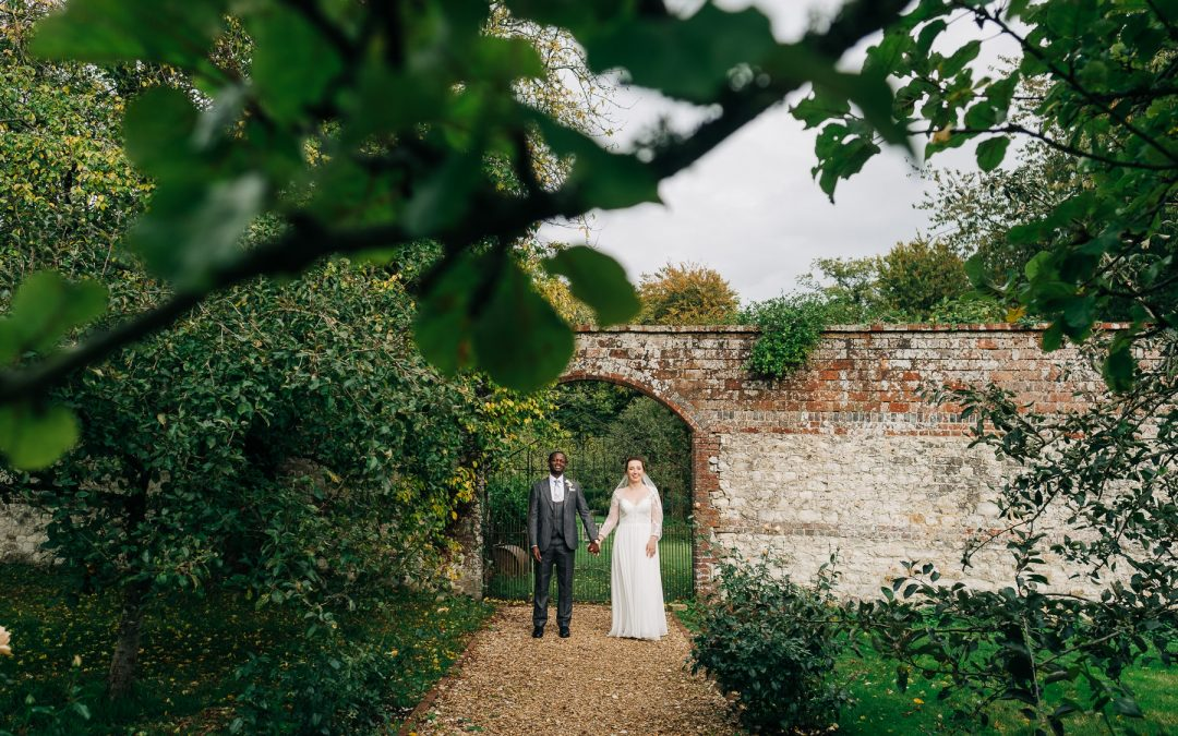 Micro wedding | Chawton House Alton