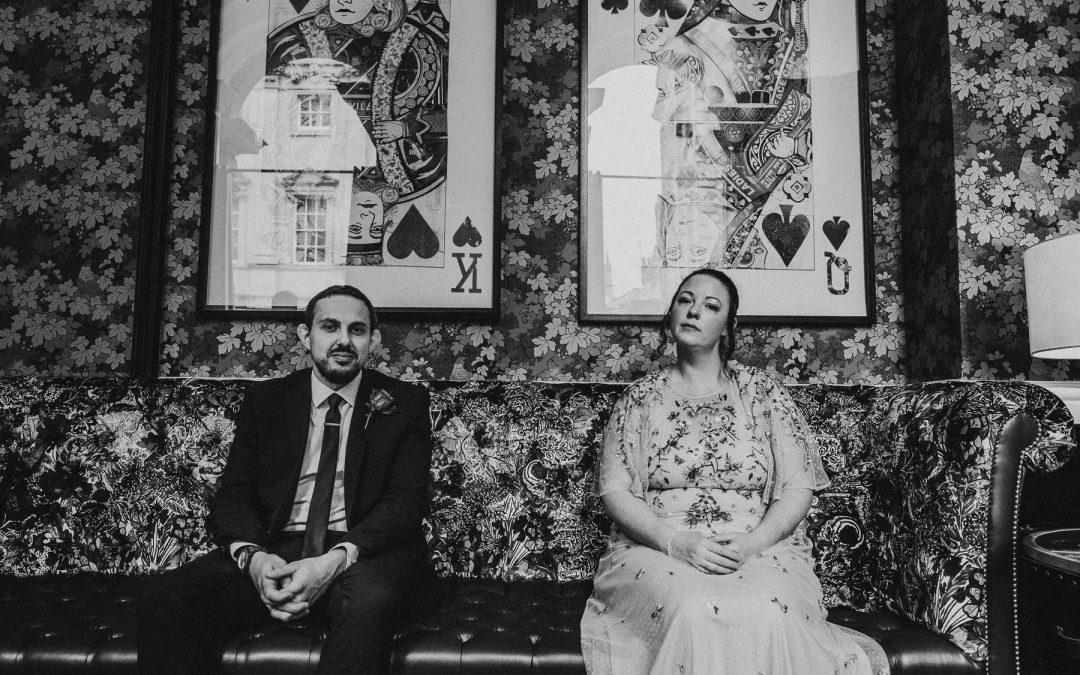 Fun Harbour Hotel Wedding | Bristol